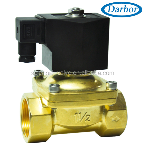 High quality VITON sealing 12v diesel engine fuel stop solenoid valve
