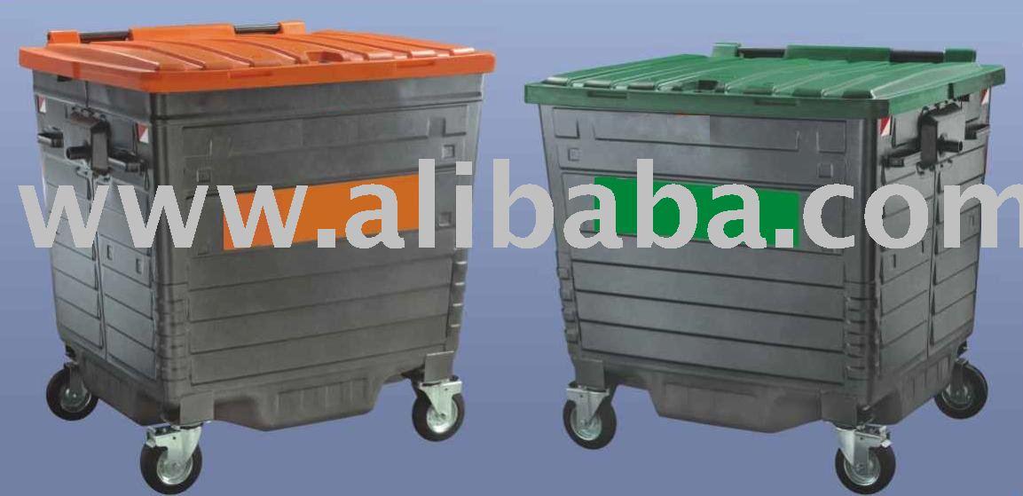 Waste Container 1100/1300 Liter