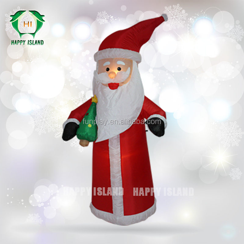Funny Christmas Inflatable Yard Decorations: Wholesale Outdoor And Indoor Funny Inflatable Christmas