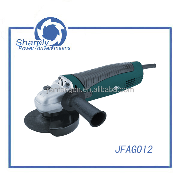 mckellar power tools 115/125mm pneumatic angle water grinders(JFAG012),500w to 710w power for professional or DIY class choosen