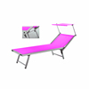 Patio New Design Folding Best Camping Plastic Beach Bed