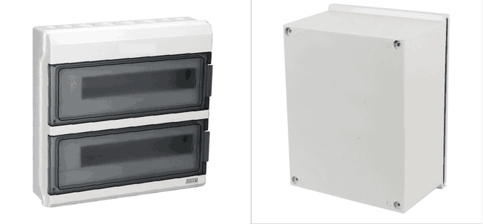 Waterproof Electrical Control Cabinet outdoor weatherproof enclosure