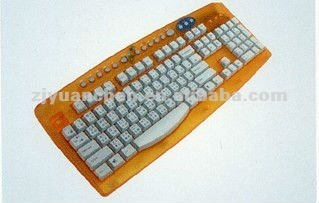 plastic products,Injection Molding keyboard casing