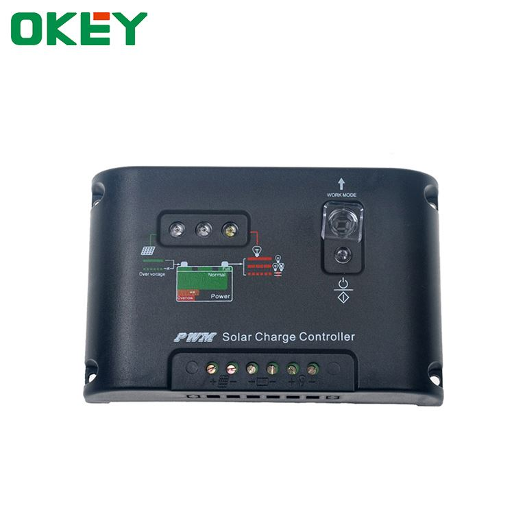 Back To Search Resultshome Controlador Solar 12v Intelligent Panel Battery Lcd Display Solar Charge Controller With Output Switch 10a/20a Solar Charge.