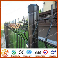Residential fence cheap fence panels bending fence