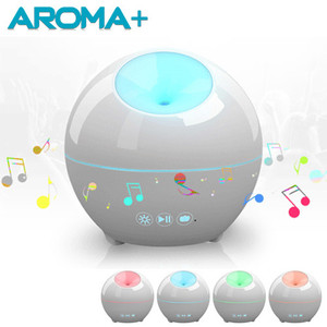 hot sales lauched blue tooth speaker aroma diffuser