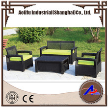 Wholesale patio furniture sala wicker sofa set