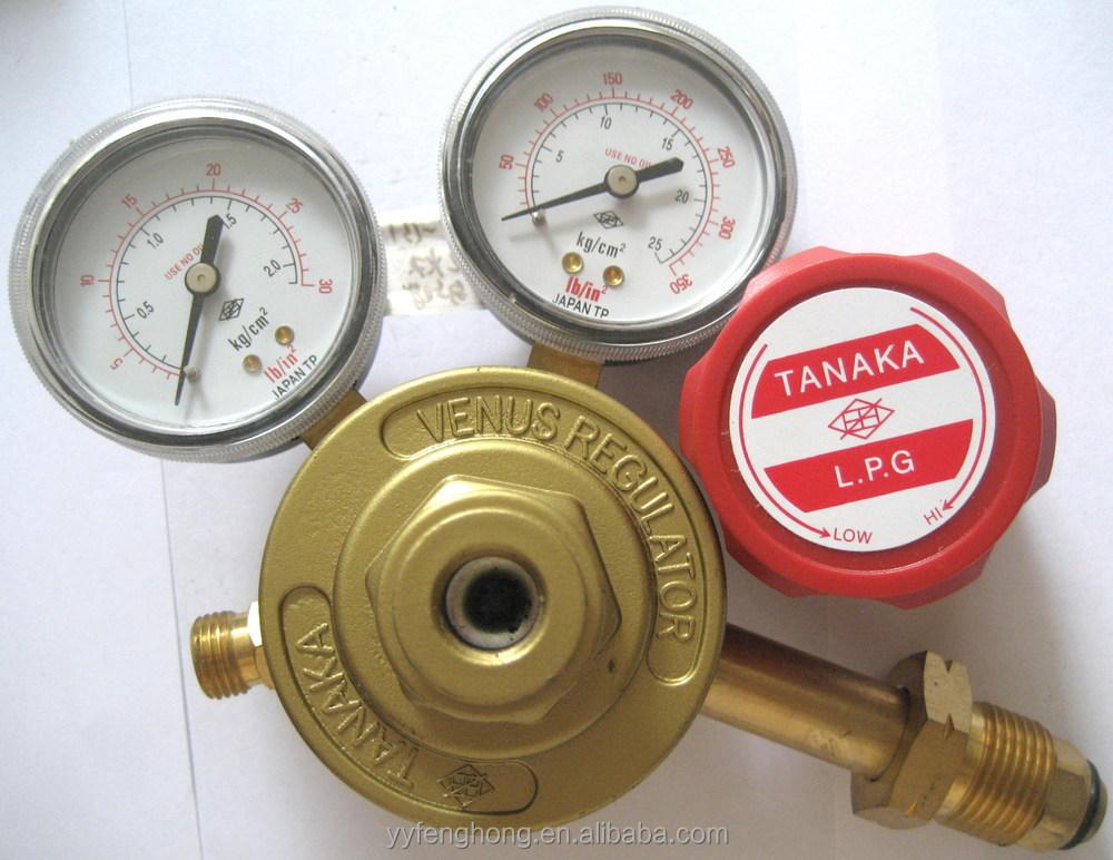 Russian Lpg Pressure Regulator/lpg Regulator/gauge - Buy ...