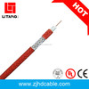 Gold Supplier manufacturer rg6 cable Coaxial Braiding Communication Cable for CCTV and CATV