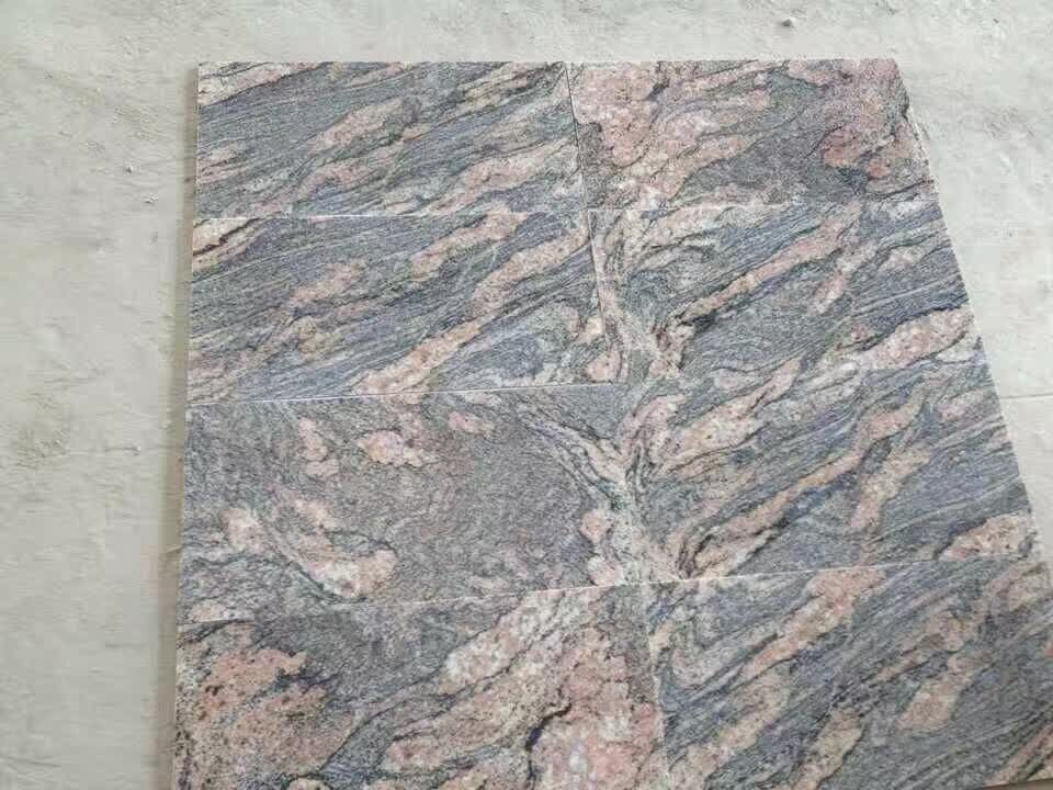 China 2cm thick juparana pink granite floor tiles buy for 2 thick granite
