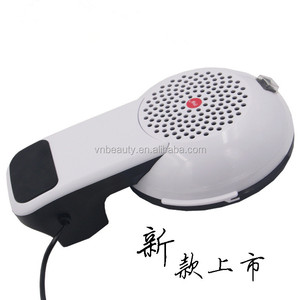 20w One Fan Dust Collector New Style Nail Cleaning Machine One Fan Fingernail Dust Extractor