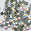 1440pcs crystal ab rhinestone applique hot fix rhinestone strass