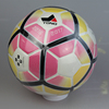 High quality PU leather size 5 soccer ball football,multiple color and customize available