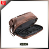 Pu Crocodile Leather toilet travel kit bag men toiletry bag