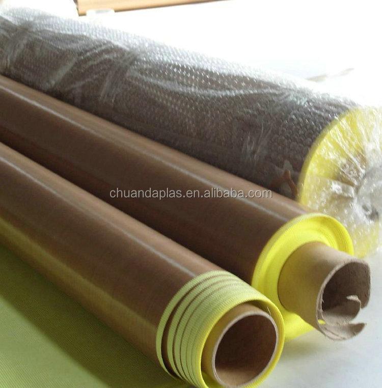 China Manufacturer Ptfe Fiberglass Insulation Adhesive Tape With ...