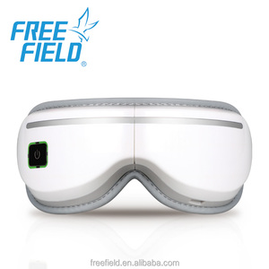 Relaxing Mp3 Electric Health Care Automatic Eye Massager