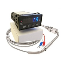 universal temperature controller with k type thermocouple