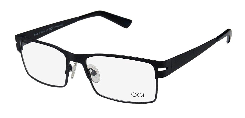 4b5c7ef4e2de Get Quotations · Ogi 4505 Mens Womens Designer Full-rim Eyeglasses Eye  Glasses