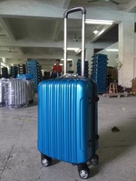 New Fashion abs suitcase wholesale abs suitcase abs luggage luggage bag cabin size luggage