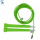 China Professional cheap wholesale adults exercise adjustable custom PP handles steel wire cable fitness high speed jump rope