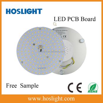 Hoslight Ac 230v Circular Aluminium Led Pcb Boards Wholesale No ...