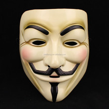 Hot selling v voor <span class=keywords><strong>vendetta</strong></span> masquerade party maskers QMAK-1566