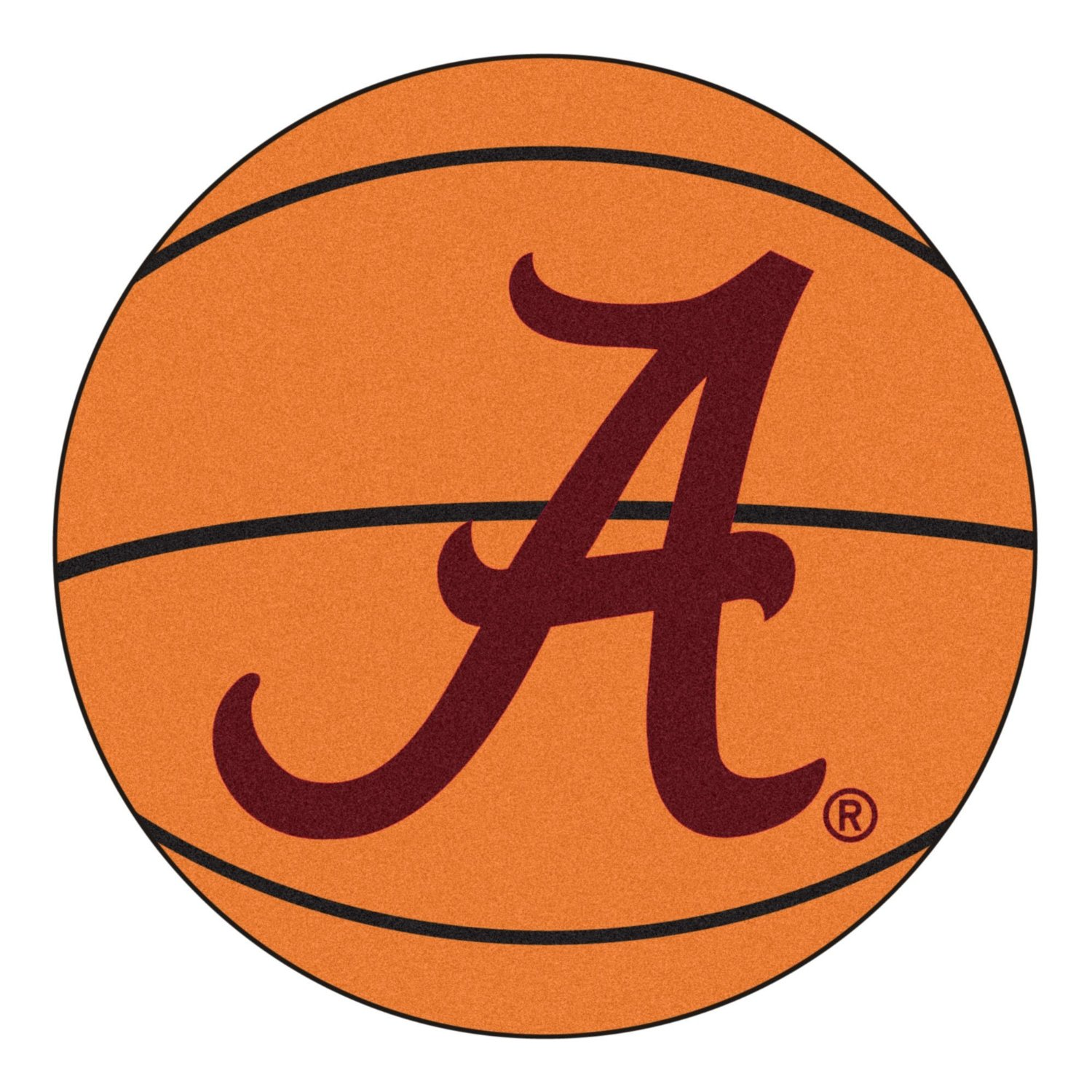 Buy University Of Alabama Basketball Area Rug In Cheap Price On M