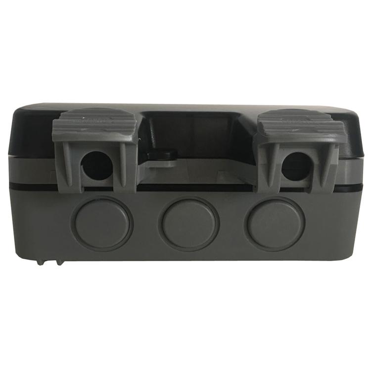 Ip66 13a 3000w Uk Standard Double Outdoor Waterproof