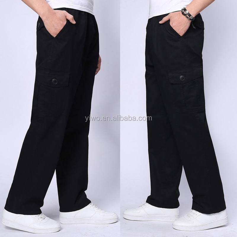 100% Cotton chino leisure style more pocket mens six pocket pants