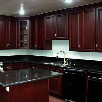 Exceptionnel Self Assemble Solid Wood Kitchen Cupboards Luxury Kitchen Cabinet Units    Buy Kitchen Cupboards,Luxury Kitchen Cabinet,Kitchen Cabinet Units Product  ...