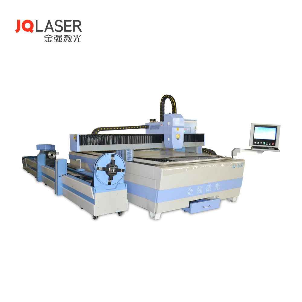 JQ fiber laser metal cutting machine with high precision and efficiency