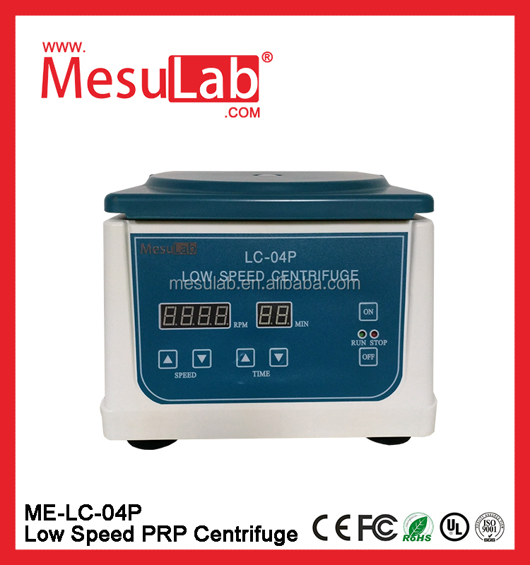 Laboratory Centrifuge Classification Table Top Prp