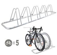 Buy BR15 Parking Lot Bike Rack Unit Black Metal Material in China ...