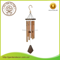 Wholesale In China fashion sound healing solfeggio tuned wind chimes