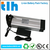 10s5p lithium ion electric bike battery pack 36v 10ah for freego bike