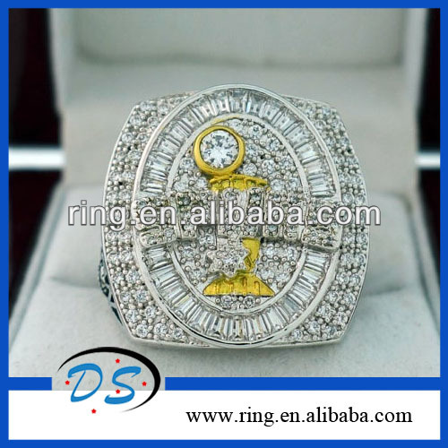Fashion 2005 San Antonio Spurs NBA Championship Rings Ring