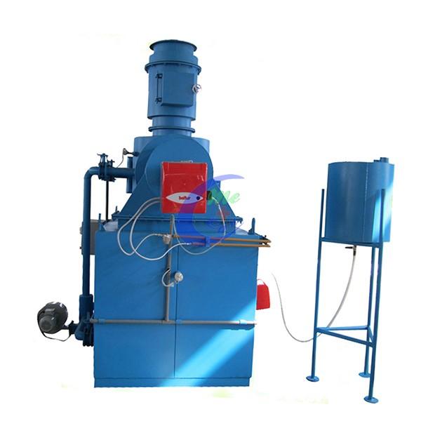 Medical hospital waste incinerator MCFS-300