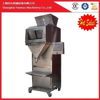 Semi automatic 2kg sugar weighing filling machine