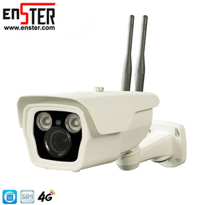 1080P HD IR Night Vision Outdoor Wireless Wifi GSM LTE IP Security 3G 4G Cctv Camera with Sim Card
