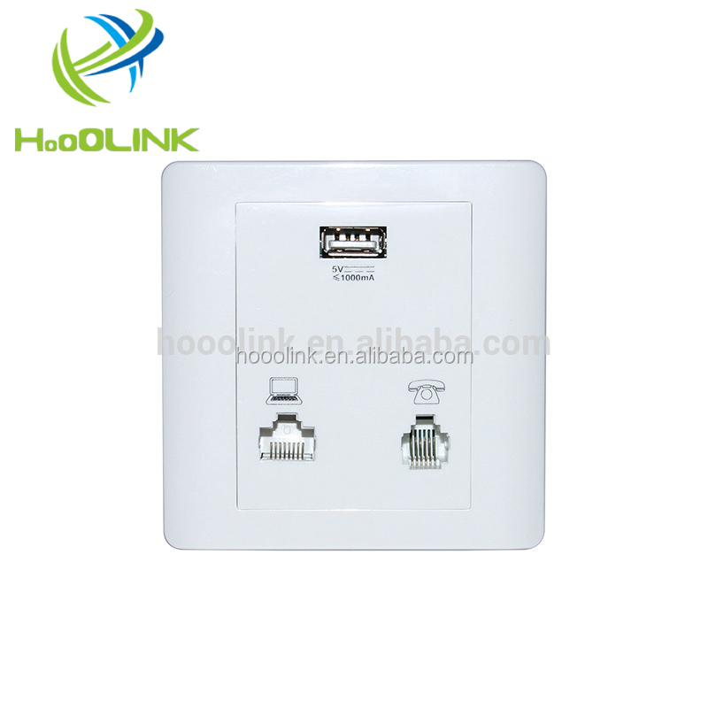 Wireless 300m Access Points In-wall Design With Standard 86box Installation  802 3af Poe Power Supply Rj11 Wifi Router - Buy Wireless 300m Access