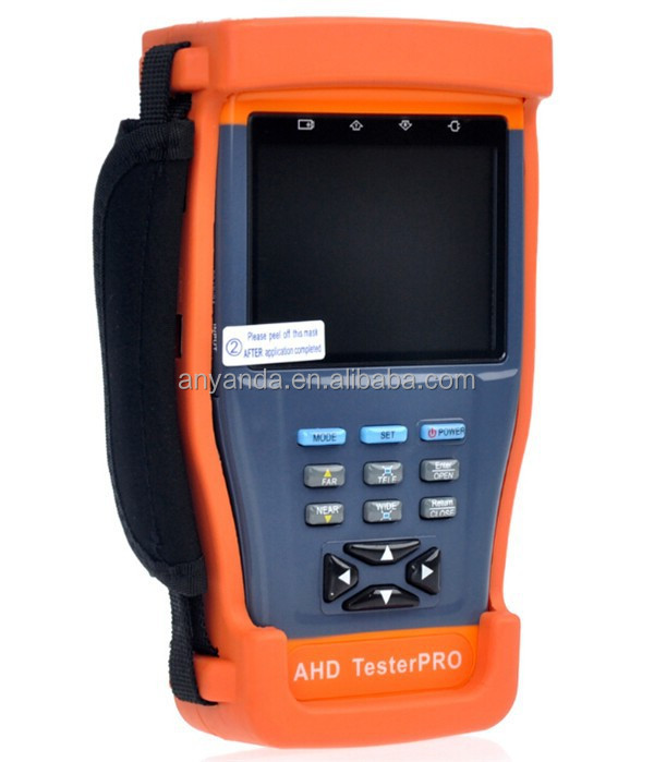 On Sale Newest Analog and AHD tester for CCTV Tester