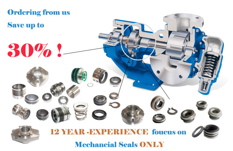 name of the mechanical seal part