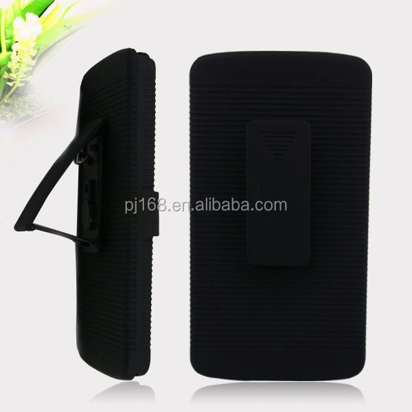 new product hard case holster kickstand belt clip case for Ipod Nano 5