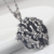 Wholesales Factory price stainless steel tree pendant men necklace