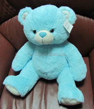 19ce8b2427 bjd blue colour big size teddy bear ,teddy time soft toys , funny teddy bear