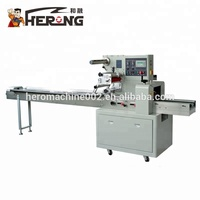 HERO BRAND Carton Line Automatic Box Broth Pickle Price Silica Gel Packing Machine