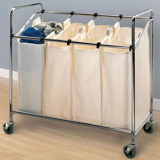 Bedroom Bin Bags