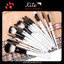 Custom Makeup Brush Set / private label makeup brush set 24 piece