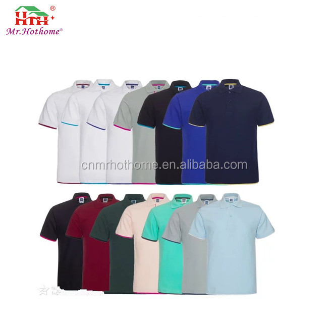 Cheapest New Fashion Polo Uniform Design