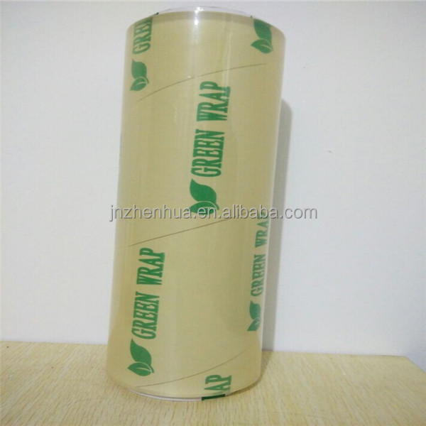 Clear Pvc Film Roll Food Wrapping Film Pvc Cling Film Color Plastic Wrap -  Buy Color Plastic Wrap,Best Fresh Wrap,Clear Pvc Film Roll Product on